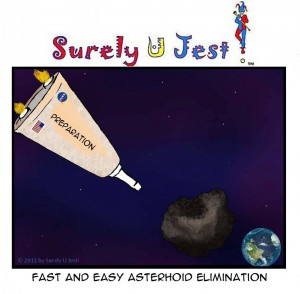 Fast and Easy Asterhoid Elimination